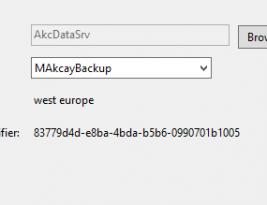 BaaS – Microsoft Azure'a yedek nasıl alınır ?