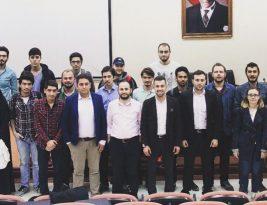 İstanbul Üniversitesi – Technology Talk Show Etkinliği