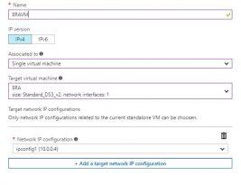 Microsoft Azure, Load Balancer ile NAT nasıl yapılır?